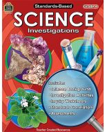 Standards-Based Science Investigations (Gr. 4)