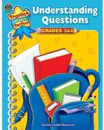 Understanding Questions Grade 3-4