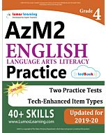AzM2 Practice tedBook® - Grade 4 ELA, Teacher Copy