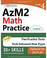 AzM2 Practice tedBook® - Grade 4 Math, Teacher Copy