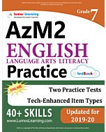 AzM2 Practice tedBook® - Grade 7 ELA, Teacher Copy