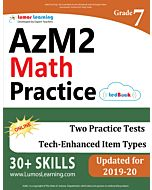 AzM2 Practice tedBook® - Grade 7 Math, Teacher Copy