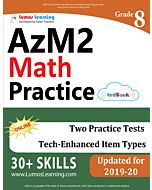 AzM2 Practice tedBook® - Grade 8 Math, Teacher Copy