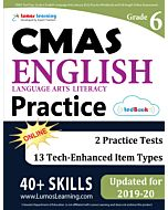 CMAS Practice tedBook® - Grade 6 ELA, Teacher Copy