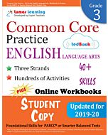 Common Core Practice tedBook ® - Grade 3 ELA, Student Copy
