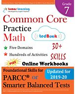 Common Core Practice tedBook® - Grade 7 Math, Teacher Copy