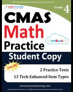 CMAS Practice tedBook® - Grade 4 Math, Student Copy