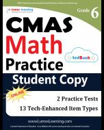 CMAS Practice tedBook® - Grade 6 Math, Student Copy