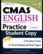 CMAS Practice tedBook® - Grade 7 ELA, Student Copy