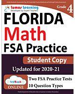 ILEARN Practice tedBook® - Grade 4 Math, Student Copy