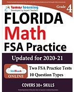 FSA Practice tedBook® - Grade 4 Math, Teacher Copy