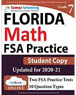 ILEARN Practice tedBook® - Grade 7 Math, Student Copy