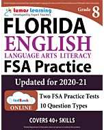 FSA Practice tedBook® - Grade 8 ELA, Teacher Copy