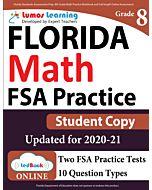 ILEARN Practice tedBook® - Grade 8 Math, Student Copy