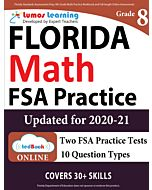 FSA Practice tedBook® - Grade 8 Math, Teacher Copy