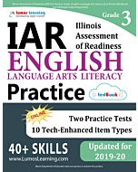 IAR Practice tedBook® - Grade 3 ELA, Teacher Copy