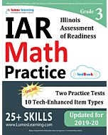 IAR Practice tedBook® - Grade 3 Math, Teacher Copy