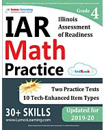IAR Practice tedBook® - Grade 4 Math, Teacher Copy