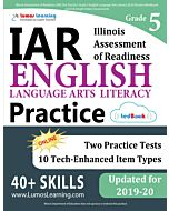 IAR Practice tedBook® - Grade 5 ELA, Teacher Copy