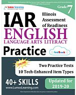 IAR Practice tedBook® - Grade 7 ELA, Teacher Copy
