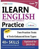 ILEARN Practice tedBook® - Grade 7 ELA, Teacher Copy