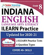 ILEARN Practice tedBook® - Grade 8 ELA, Teacher Copy