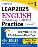 LEAP Practice tedBook® - Grade 3 ELA, Teacher Copy