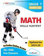 Skills Mastery tedBook® - Grade 7 Math, Student Copy