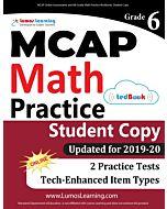 MCAP Practice tedBook® - Grade 6 Math, Student Copy