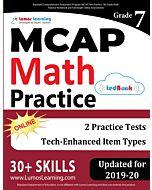 MCAP Practice tedBook® - Grade 7 Math, Teacher Copy