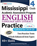 Mississippi Academic Assessment Program (MAAP) Practice tedBook® - Grade 4 ELA, Teacher Copy