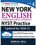 NYST Practice tedBook® - Grade 4 ELA, Teacher Copy