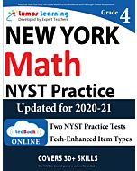 NYST Practice tedBook® - Grade 4 Math, Teacher Copy