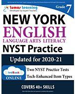 NYST Practice tedBook® - Grade 7 ELA, Teacher Copy