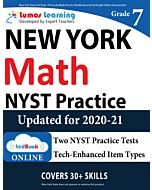 NYST Practice tedBook® - Grade 7 Math, Teacher Copy