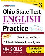 OST Practice tedBook® - Grade 3 ELA, Teacher Copy