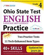 OST Practice tedBook® - Grade 4 ELA, Teacher Copy