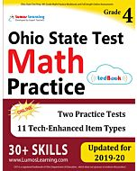 OST Practice tedBook® - Grade 4 Math, Teacher Copy