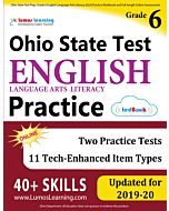 OST Practice tedBook® - Grade 6 ELA, Teacher Copy