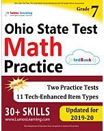 OST Practice tedBook® - Grade 7 Math, Teacher Copy