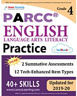 PARCC Practice tedBook® - Grade 4 ELA, Teacher Copy