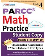 PARCC Practice tedBook® - Grade 4 Math, Student Copy