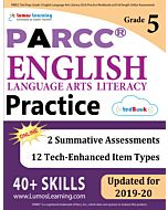 PARCC Practice tedBook® - Grade 5 ELA, Teacher Copy