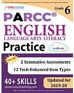 PARCC Practice tedBook® - Grade 6 ELA, Teacher Copy