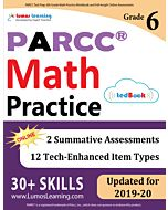 PARCC Practice tedBook® - Grade 6 Math, Teacher Copy