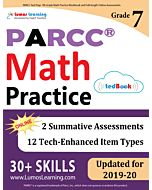 PARCC Practice tedBook® - Grade 7 Math, Teacher Copy