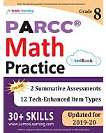 PARCC Practice tedBook® - Grade 8 Math, Teacher Copy