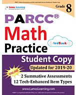 PARCC Practice tedBook® - Grade 8 Math, Student Copy