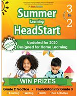 Lumos Summer Learning HeadStart Grade 2 to 3, Teacher Copy