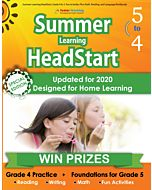 Lumos Summer Learning HeadStart Grade 4 to 5, Teacher Copy